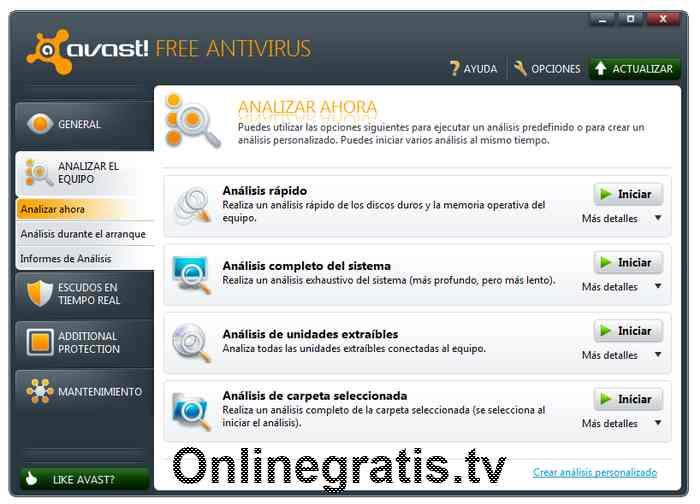 test av gratis antivirusprogram